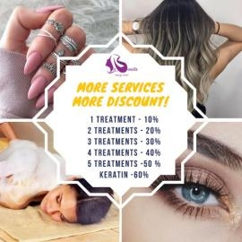 La Bonita Beauty Center offer