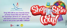 Dubai Outlet Mall offer