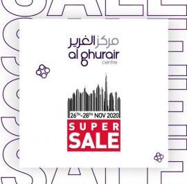 Al Ghurair Centre offer