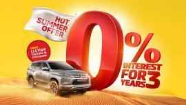 Mitsubishi offer