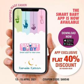 Smart Baby offer