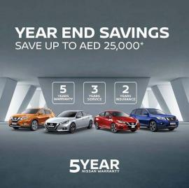 Nissan offer