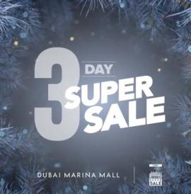 Dubai Marina Mall offer