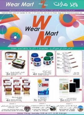 Wear Mart offer