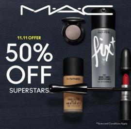 MAC Cosmetics offer