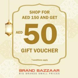 Brand Bazzaar offer