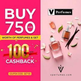 V Perfumes offer