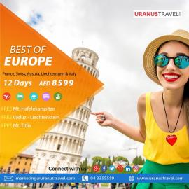 Uranus Travel & Tours offer