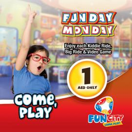 Fun City offer