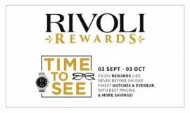 Rivoli Eyezone offer