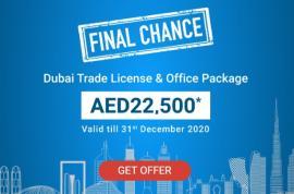 Shuraa Business Setup offer