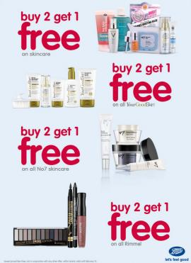 Boots Pharmacy offer