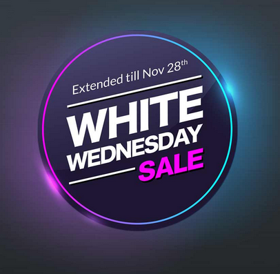 Shoe Mart - White Wednesday SALE. Amazing deals on your favourite products starts on November 22nd. Don't miss these online-only offers.