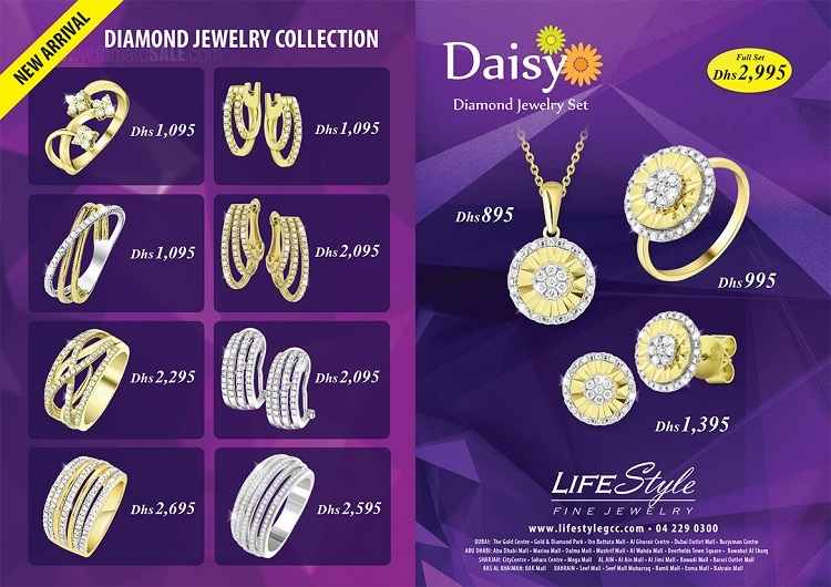 Lifestyle Fine Jewelry - Diamond Jewelry Collection.