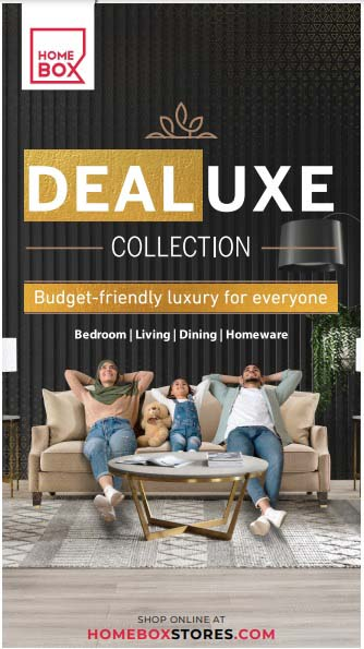 Dealuxe Offers @ Home Box