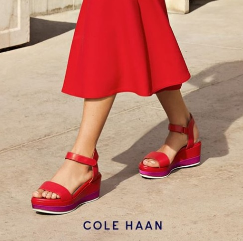 Sale up to 50% off at Cole Haan.