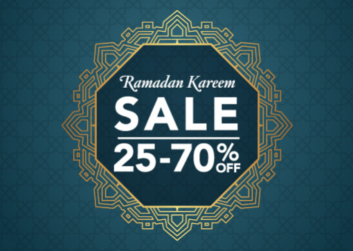 Home Centre - Ramadan Sale.  Enjoy 25–70% on our wide range of inspirational and affordable décor ideas that are sure to make your Ramadan memorable!