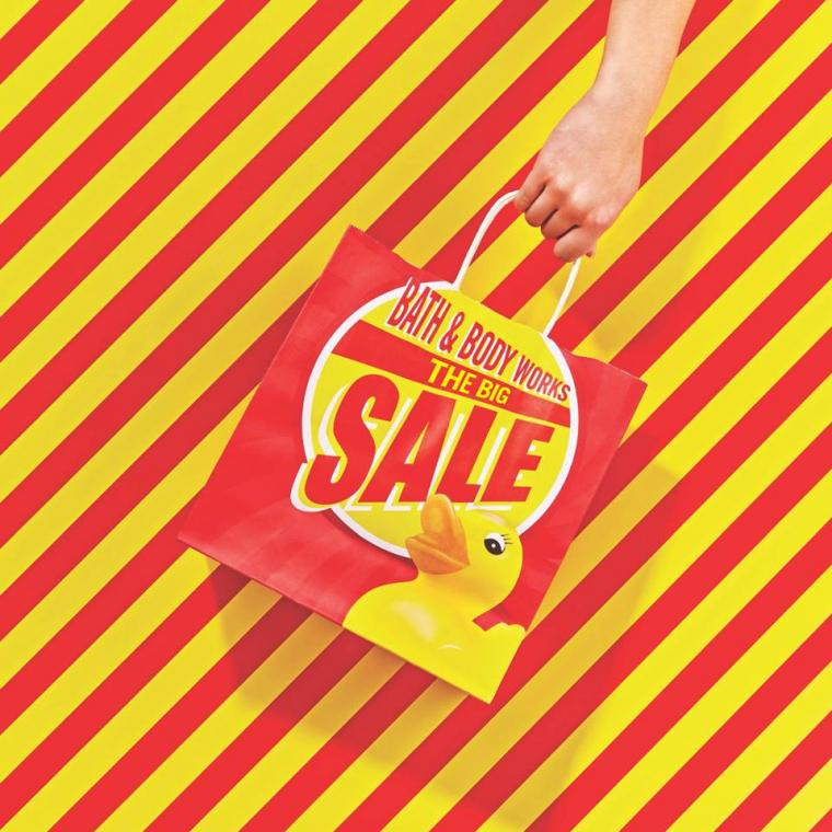 DSS Summer Sale at Bath & Body Works. Hurry up and avail discounts now!