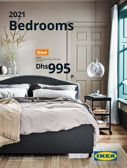 IKEA 2021 Bedrooms brochures