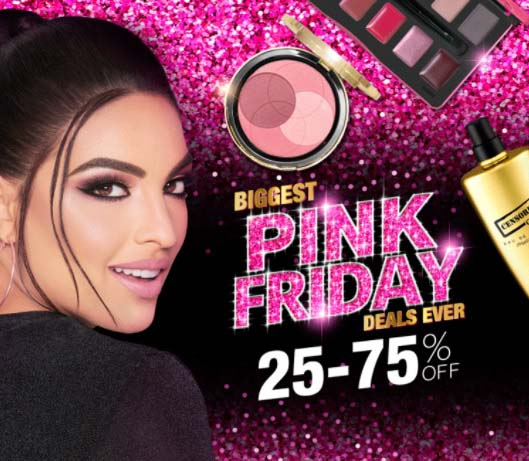 Biggest Pink Friday Deals Ever.  25 - 75% Off @ Mikyajy