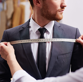 The Custom Shop - GET 1 CUSTOM-TAILORED SUIT + 1 BESPOKE SHIRT AT ONLY AED1499