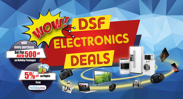Jacky's Electronics - DSF Electronics Deals.