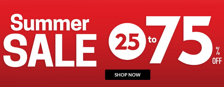 Danube Home - Summer Sale. 25 to 75% Off.