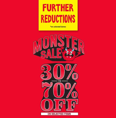 The Children's Place - FURTHER REDUCTIONS. 30% - 70% Off On Selected Items.