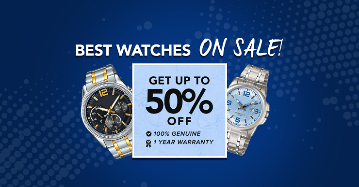 HabibiDeal.com - Best Watches on Sale! Get up to 50% Off.