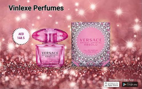 Vinlexe Perfumes - Bright Crystal has a very unique aroma, nice mild and fresh which lasts long.