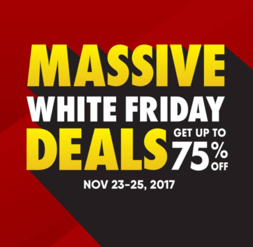Plug Ins - Massive White Friday Deals. November 23-25, 2017.