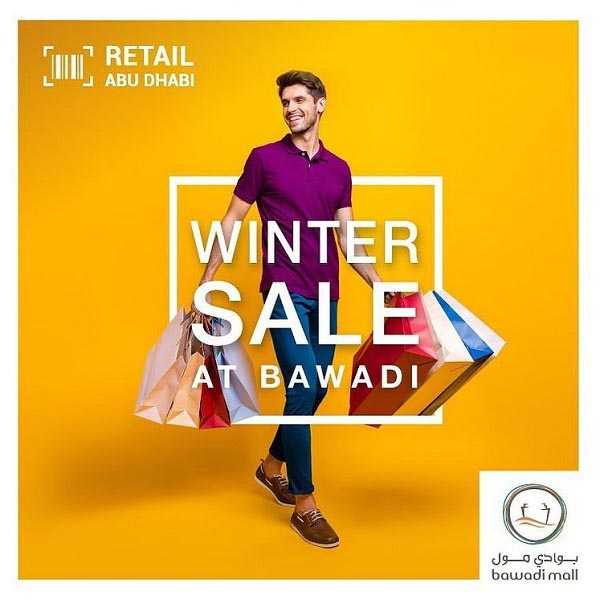 RAD Winter Sale @ Bawadi Mall. Offer valid from 23rd December - 14th February 2021