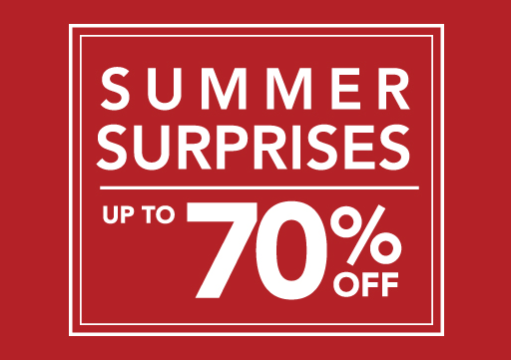 Home Centre - Summer Surprises. Up to 70% Off. Valid in - Sharjah: Oasis Mall, Al Qassimia