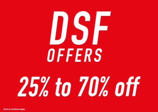 Babyshop - DSF offers. 25% to 70% off. Valid in: Dubai stores.