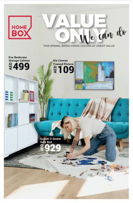 VALUE ONLY WE CAN DO - HOMEBOX CATALOGUE