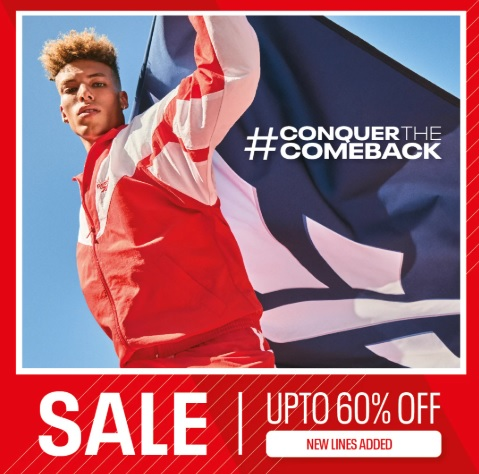 SALE. Up to 60% Off at Reebok. Shop now @ www.reebok.ae