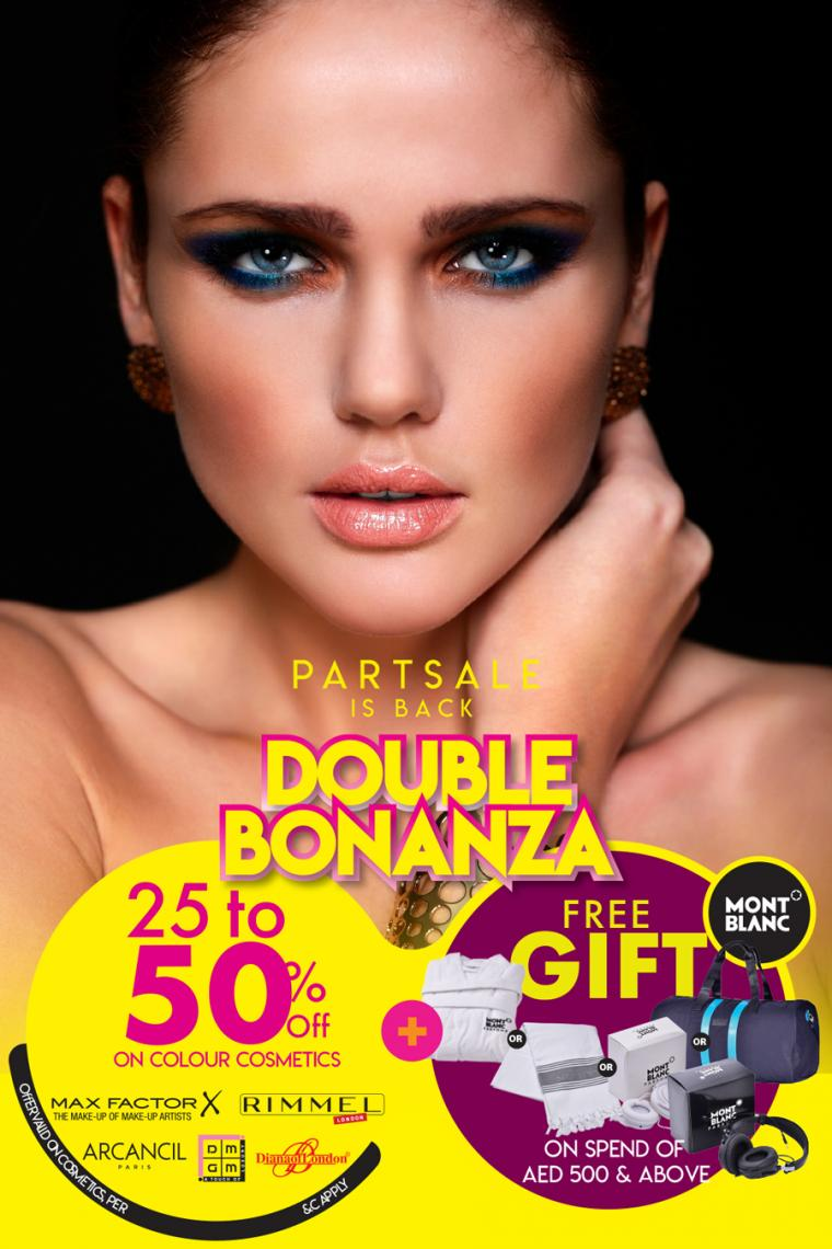 Xpressions style - Get 25% to 50% Off on selected cosmetics and more.