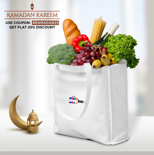 Shopinc.com - Ramadan Kareem. You can shop for your groceries at an extra 25% OFF only at Shopinc.com! Simply enter #RAMADAN25 at checkout on your grocery & fashion purchases.