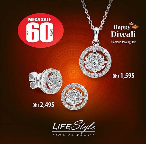 Celebrate this Diwali with exclusive diamond collections from Lifestyle Fine Jewelry.