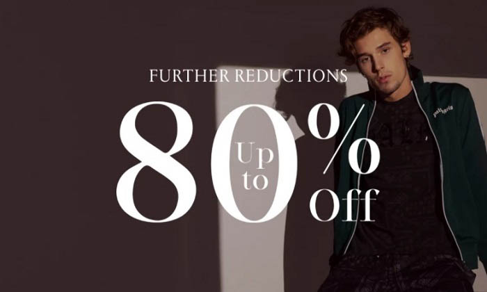 Enjoy further reductions with Up to 80% Off collections of bold hues, graphic t-shirts, and all the essential trends @ Ounass