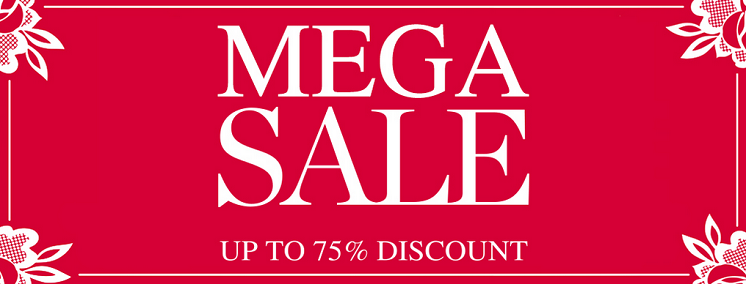 Nayomi - Mega Sale. Up to 75% discount.