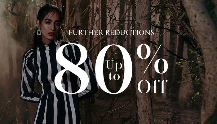 FALL/WINTER SALE @ Ounass. Enjoy further reductions with up to 80% Off collections of bold hues, delicate dresses, and all the essential trends.