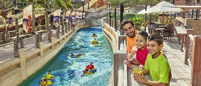 Wild Wadi Waterpark VISA OFFER. Enjoy an unforgettable waterpark adventure. Use your Visa card at Wild Wadi Waterpark until 31 December 2020, with only AED 99 on Sundays. T&C Apply
