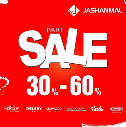 Jashanmal - Part Sale 30% to 60% off