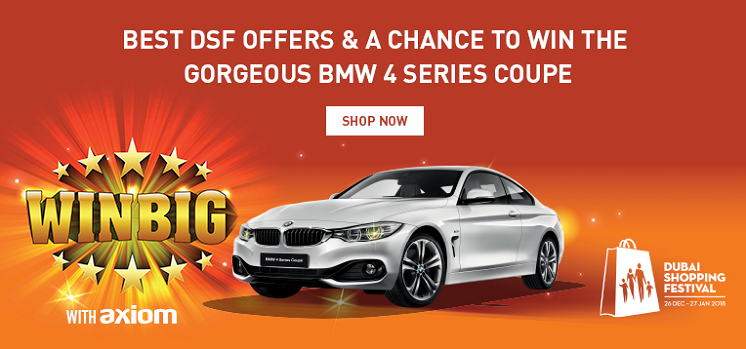 Axiom Telecom - WINBIG with Axiom. Best DSF offers & a chance to win the gorgeous BMW 4 series coupe.