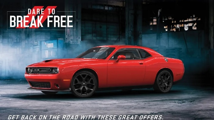 GET BACK ON THE ROAD WITH THE GREAT OFFERS @ DODGE