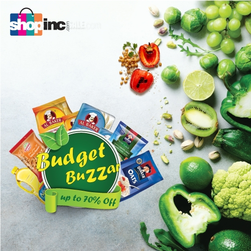 Shopinc.com - Budget Buzzar. Up to 70% Off.  Shop all your supermarket items at a heavily discounted price up to 70% OFF.