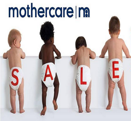25% - 75% off on all products related to kids and mothers. Hurry up, limited time offer only!