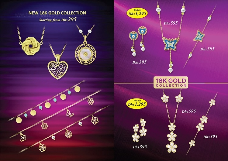 Lifestyle Fine Jewelry - New 18K Gold collection.