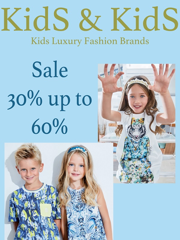 Kids & Kids - SALE 30% up to 60%